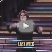 Wynonna Judd - Dancing With the Stars Week 2