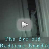 2-Year-Old Bedtime Bandit