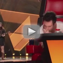 Tawnya Reynolds - The Voice Blind Audition