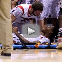Kevin ware breaks leg