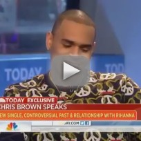 Chris Brown Today Show Interview