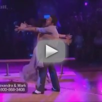 Aly Raisman - Dancing With the Stars Week 3