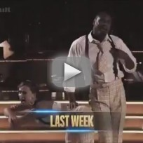 Jacoby Jones - Dancing With the Stars Week 3