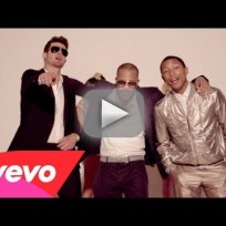 Robin Thicke - Blurred Lines ft. T.I. & Pharrell