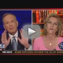 Bill O'Reilly-Laura Ingraham Fight