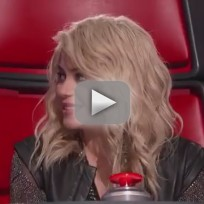 Shawna P - The Voice Blind Audition