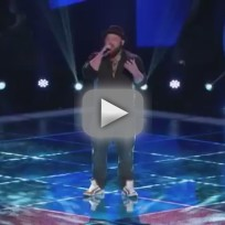 Ryan Innes - The Voice Blind Audition