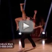 Aly Raisman - Dancing With the Stars Week 4