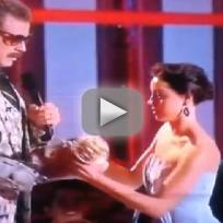 Aubrey plaza mtv movie awards fail