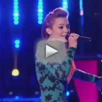 Jess Kellner vs. Taylor Beckham - The Voice Battle Round