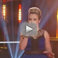 Amber Carrington vs. Sasha Allen - The Voice Battle Round