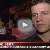 Joe Berti Interview