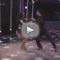 Aly raisman dancing with the stars week 6