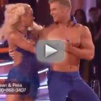 Sean Lowe - Dancing With the Stars Week 6