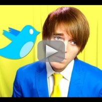 Celebrity Tweets Music Video