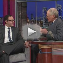 Fired Anchor on Letterman