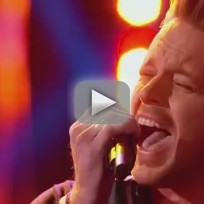 Warren Stone vs. Sarah Simmons - The Voice Knockout Round