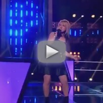 Amber Carrington vs. Midas Whale - The Voice Knockout Round
