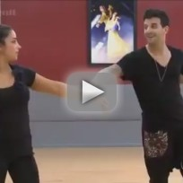 Aly raisman dancing with the stars week 7