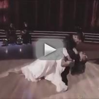 Zendaya Coleman - Dancing With the Stars Week 8 (Foxtrot)