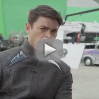 Star Trek Into Darkness Bones Featurette