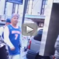 Gay-Bashing Knicks Fan Video