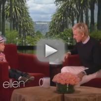Kai on Ellen