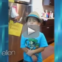 Ellen Meets Kai