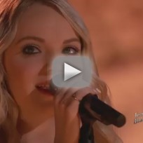 Danielle Bradbery - Wasted (The Voice Top 12)