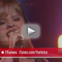Holly Tucker - Broken Wing (The Voice Top 12)