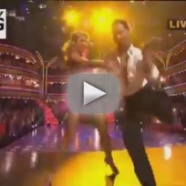 Aly raisman dancing with the stars semifinals rumba