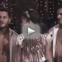 Zendaya Coleman - Dancing With the Stars Semifinals (Quickstep)