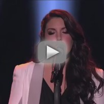 Kree harrison all cried out