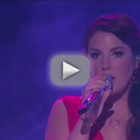 "Kree Harrison - ""Up to the Mountain (MLK Song)"""
