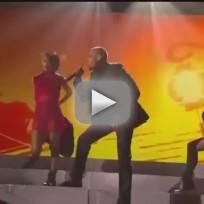Chris Brown Billboard Music Awards Performance 2013