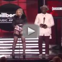 Madonna Billboard Music Awards Speech 2013