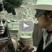 The lone ranger trailer new