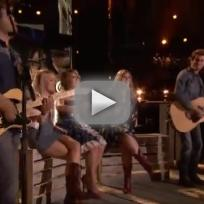 "Amber, Danielle, Holly and the Swon Brothers - ""Something More"""