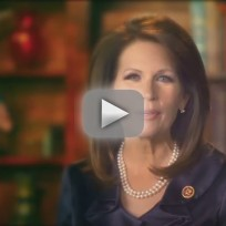 Michele bachmann retirement speech