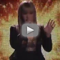 Amber Carrington - Firework (The Voice)