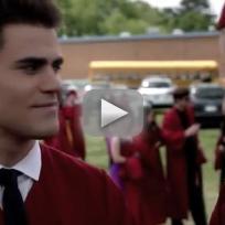 Vampire Diaries Cast Graduation Message