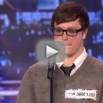 Jonathan Allen America's Got Talent Audition