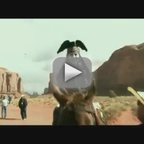 The Lone Ranger Featurette - The Craft