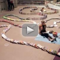 Domino Chain World Record