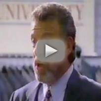 Men's Wearhouse George Zimmer Commercial
