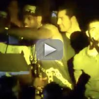 Drake Parties With LeBron Miami Heat