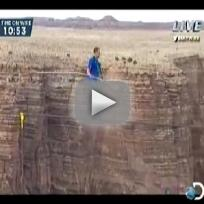 Nik Wallenda Grand Canyon Walk