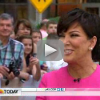 Kris Jenner Talks North West