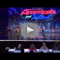 The Struck Boyz on America's Got Talent