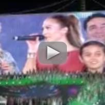 Jennifer Lopez Turkmenistan Concert